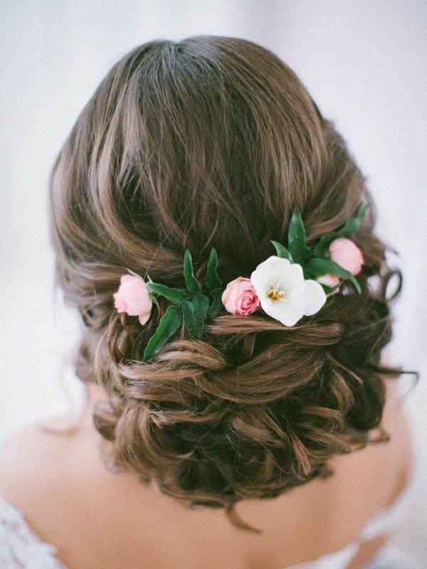 26 Fabulous Wedding Bridal Hairstyles for Long Hair  Deer