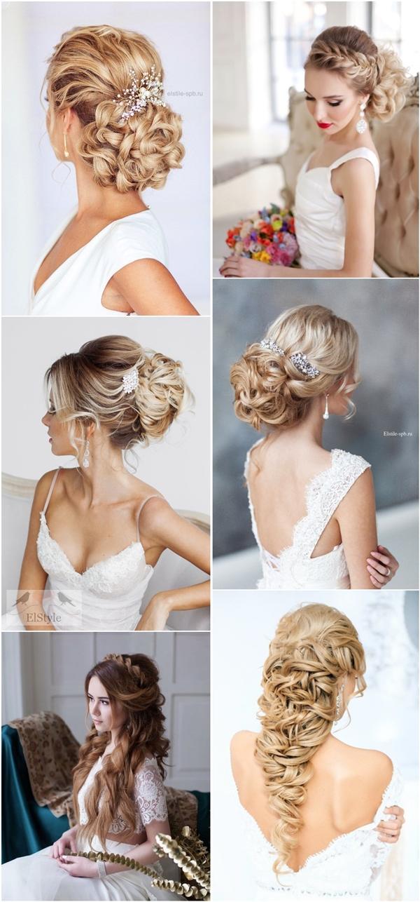 Braided Wedding Hairstyles For Long Hair Deer Pearl Flowers