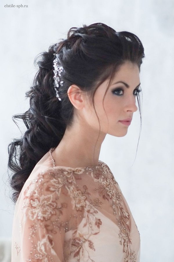 22 Brides Favorite Wedding Hair Styles For Long Hair