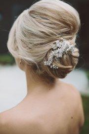 spring summer wedding hairstyle