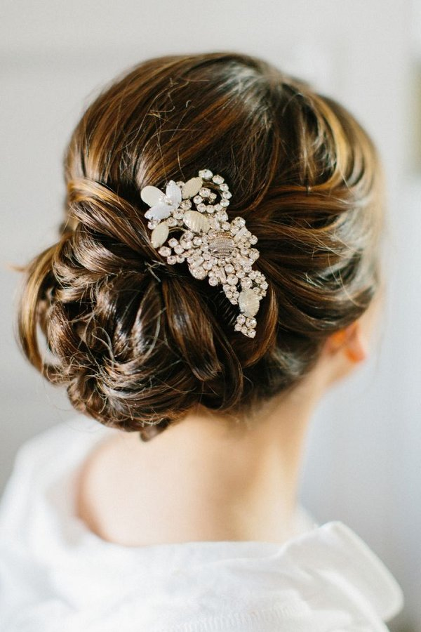 50 Best Wedding Hairstyle Ideas for Wedding 2018  Deer