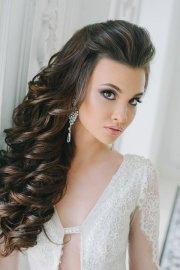 wedding hairstyles deer pearl