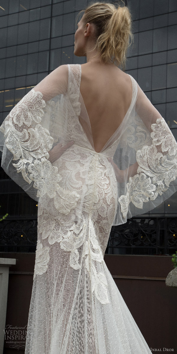 Inbal Dror Fall Wedding Dresses 2016 New York Colletion