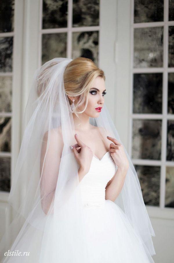 28 Striking Long Wedding Hairstyle Ideas  Deer Pearl