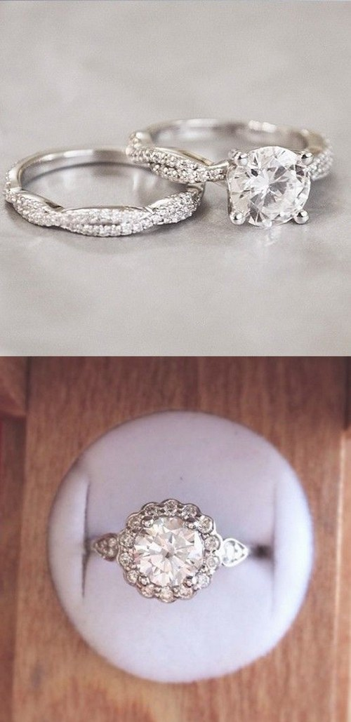 2018 Trends Twisted Engagement Rings Amp Wedding Rings
