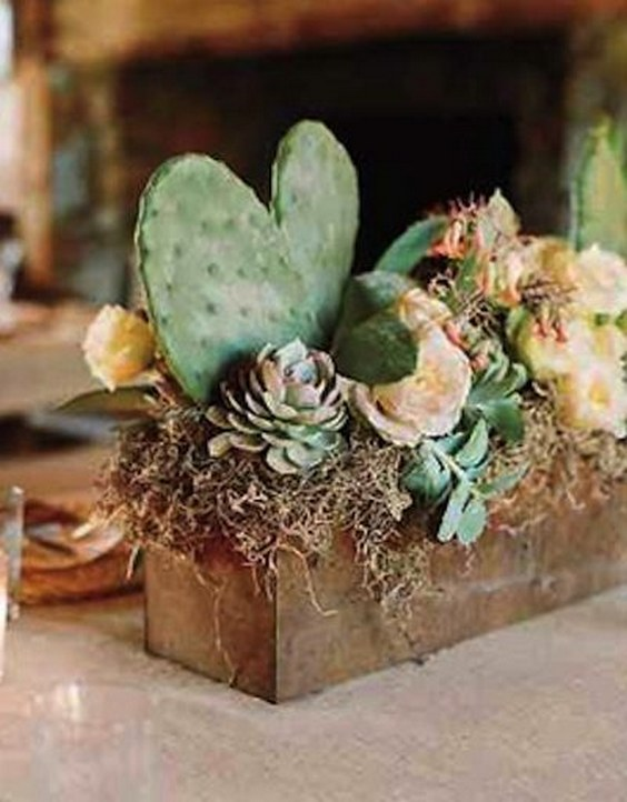 25 Cactus Wedding Ideas Youll Love  Deer Pearl Flowers
