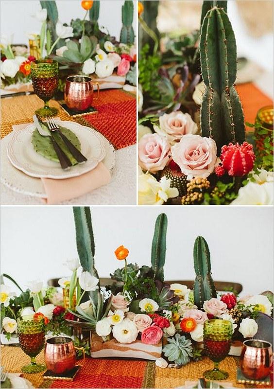 25 Cactus Wedding Ideas Youll Love  Deer Pearl Flowers