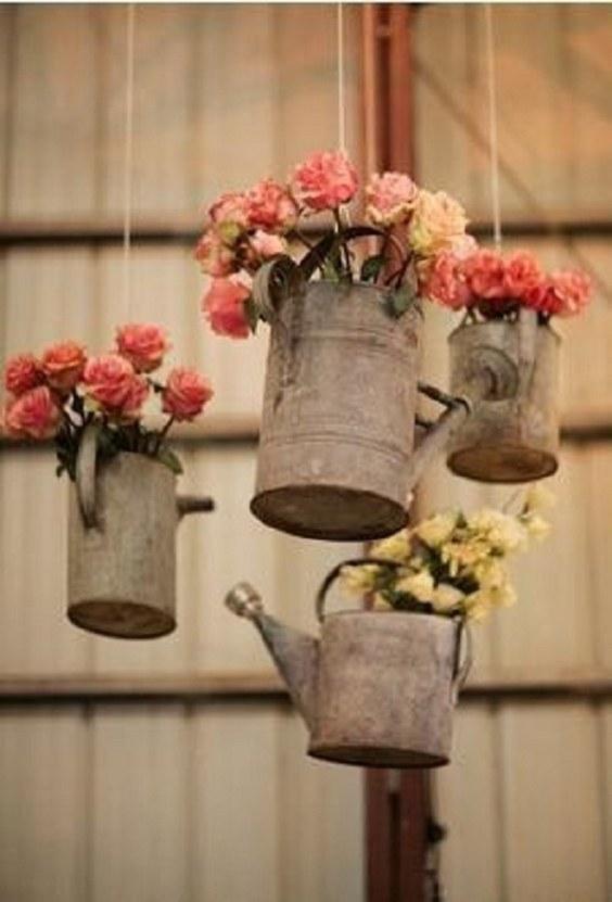Trends We Love 40 Hanging Wedding Decor Ideas Deer