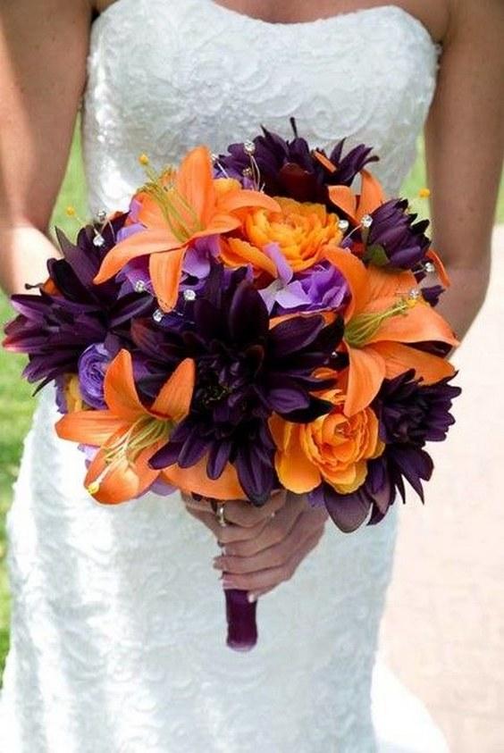 25 Beautiful  Fun Fall Wedding Ideas  Deer Pearl Flowers