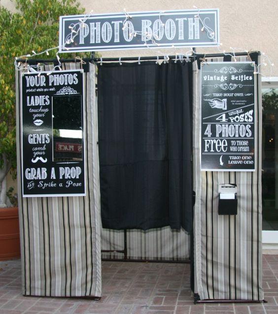 20 Brilliant Wedding Photo Booth Ideas Deer Pearl Flowers