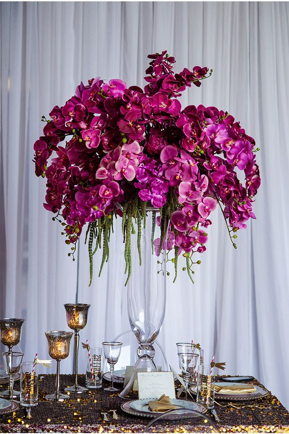 30 Fuchsia  Hot Pink Wedding Color Ideas  Deer Pearl Flowers