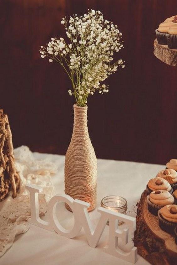 28 Ideas of Using Twine for Rustic Wedding  Deer Pearl