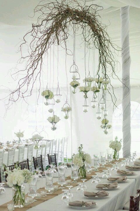 30 Rustic Twigs And Branches Wedding Ideas Deer Pearl Flowers