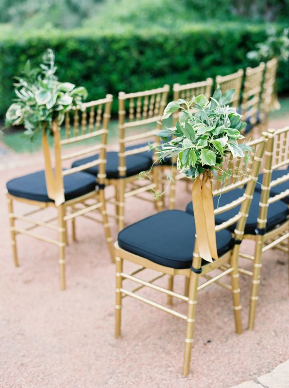 30 Navy Blue And Gold Wedding Color Ideas Deer Pearl Flowers Part 2