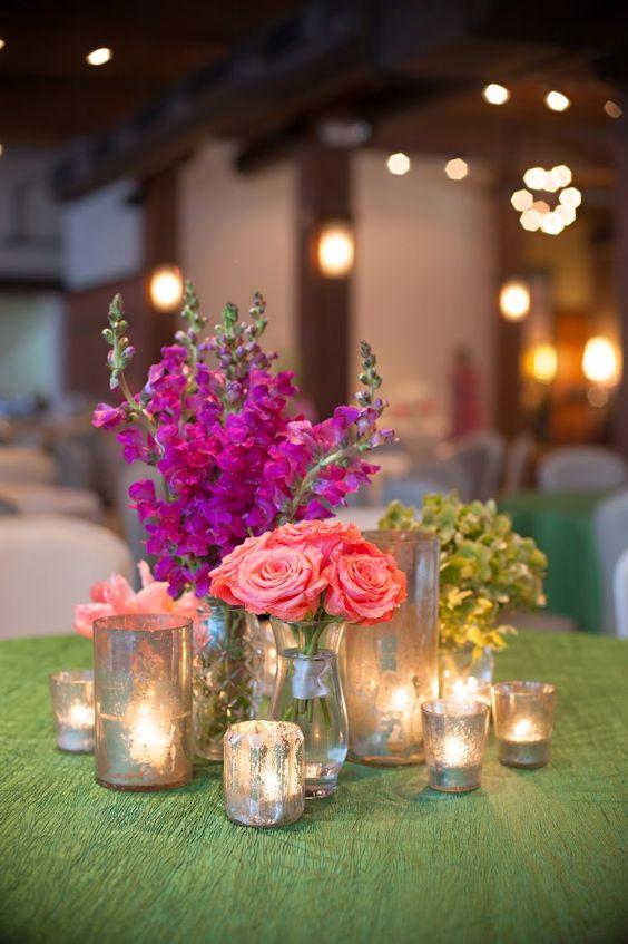 30 Fuchsia  Hot Pink Wedding Color Ideas  Deer Pearl Flowers