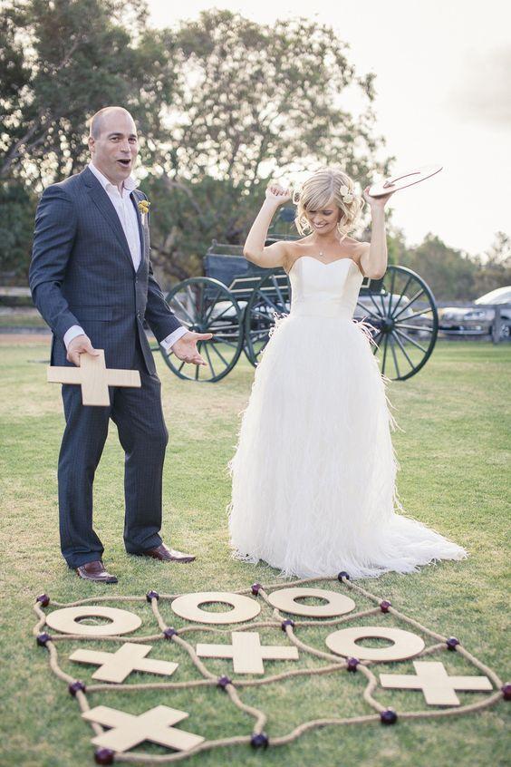 45 Fun Outdoor Wedding Reception Lawn Game Ideas  Deer Pearl Flowers