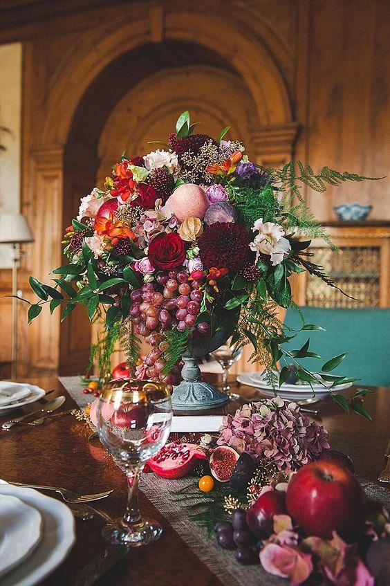 40 Fabulous Fruit Decoration Idea for Wedding Day  Deer Pearl Flowers  Part 2