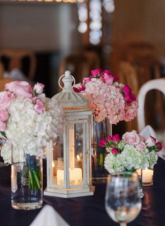Wedding Reception Centerpieces Diy