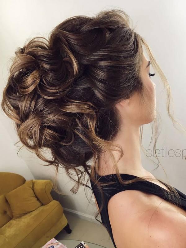 75 Chic Wedding Hair Updos for Elegant Brides  Deer Pearl Flowers
