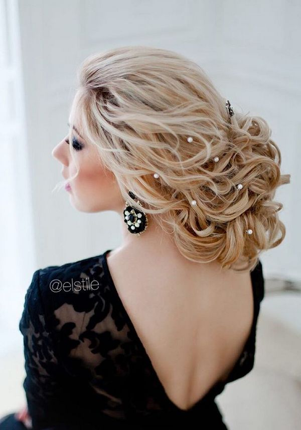 Image Result For Wedding Updo Hairstyles For Long Hair