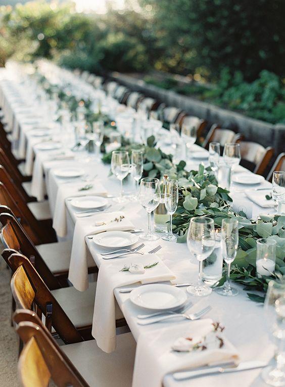 40 Greenery Eucalyptus Wedding Decor Ideas  Deer Pearl Flowers  Part 3