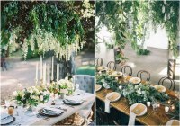 2020 Wedding Trends: 100 Greenery Wedding Decor Ideas