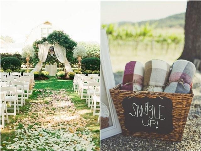 vineyard wedding ideas