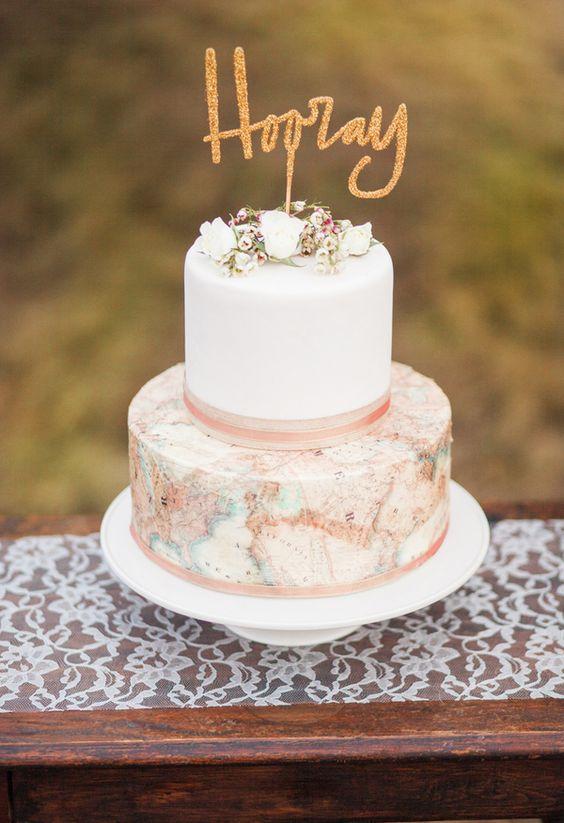 Easy 21st Birthday Cake Ideas
