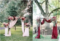 45 Amazing Wedding Ceremony Arches and Altars To Get ...