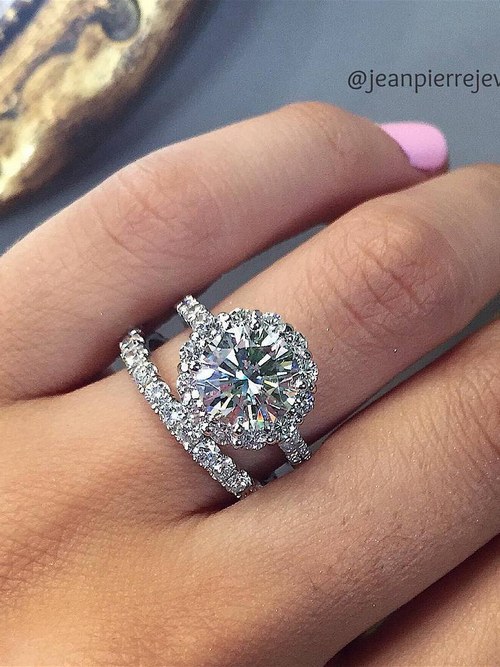 40 Unique Engagement Rings From Jean Pierre Jewelers
