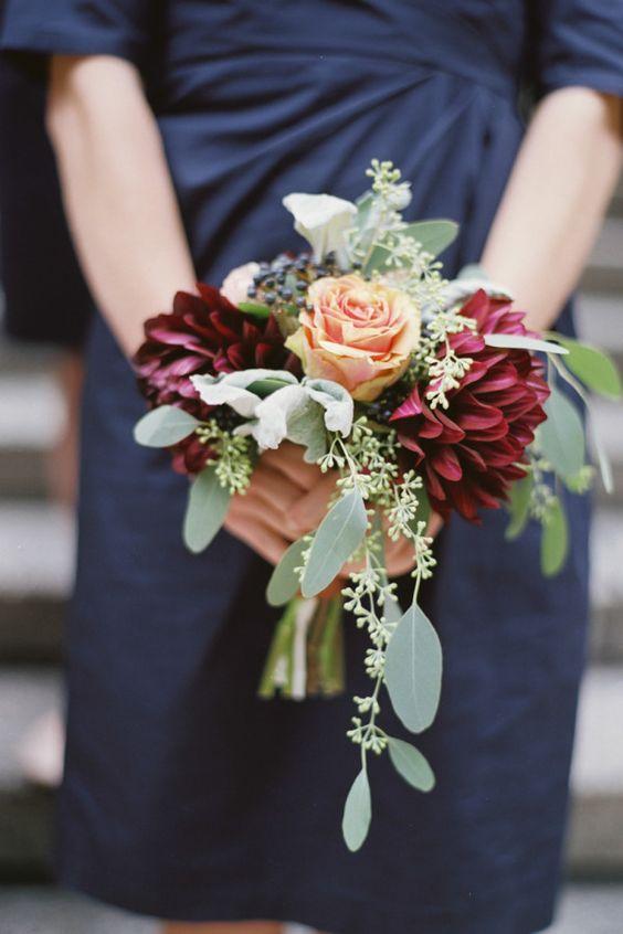 25 Burgundy And Navy Wedding Color Ideas Deer Pearl Flowers