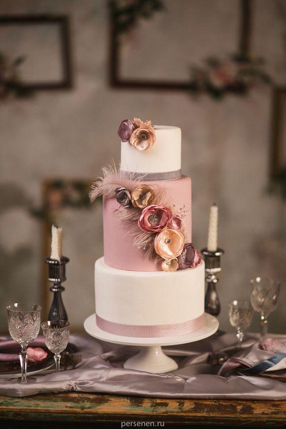 28 Dusty Rose Wedding Color Ideas  Deer Pearl Flowers  Part 3