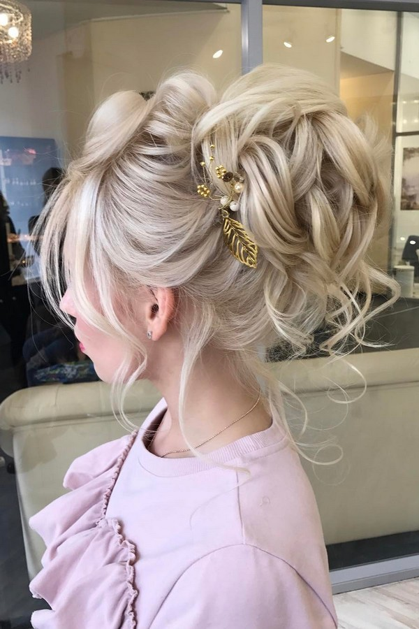 50 Updo Hairstyles For Special Occasion From Instagram