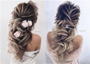 long wedding & prom hairstyles