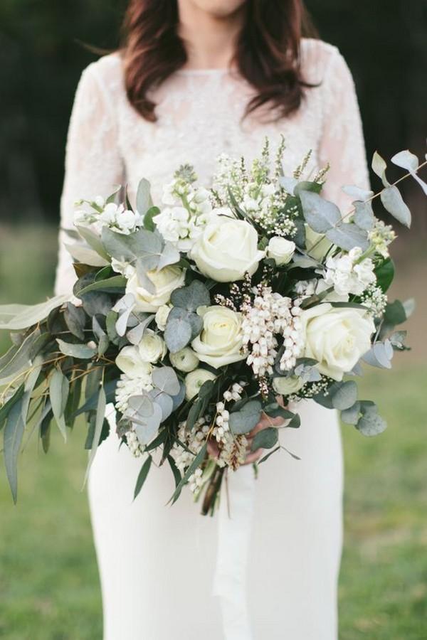 30 Silver Sage Green Wedding Color Ideas For 2019 Deer
