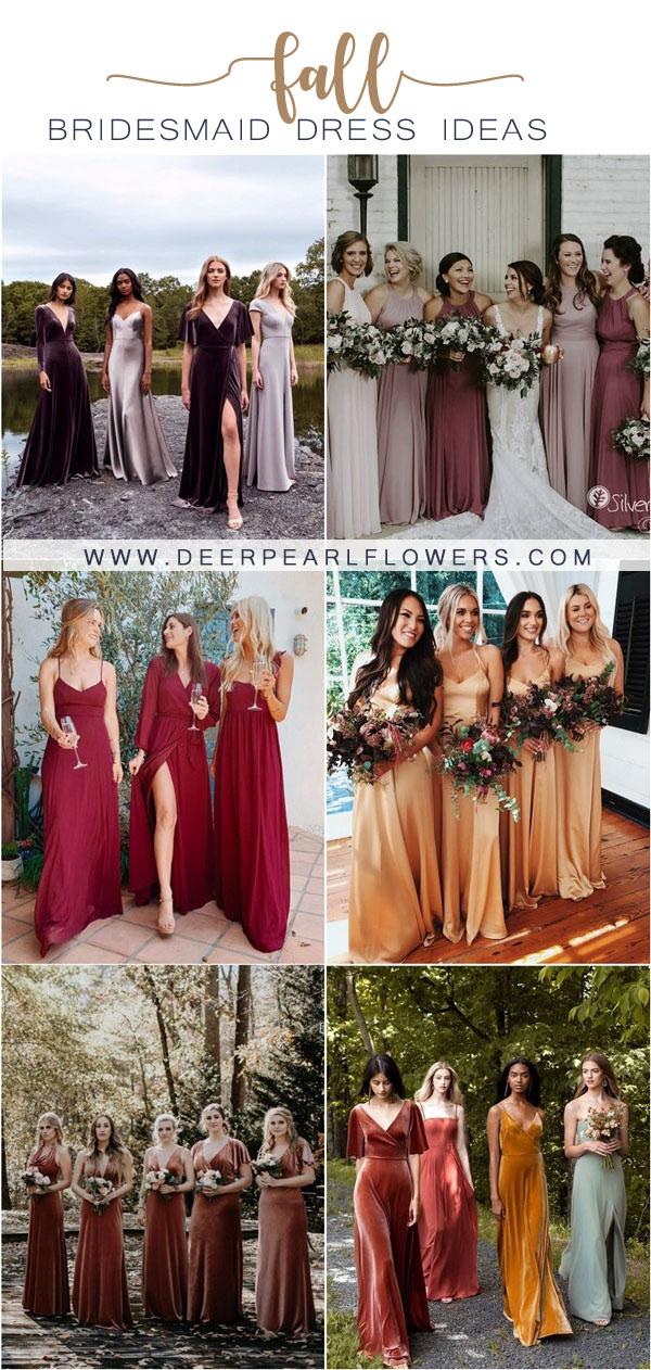case bridesmaid dress ideas