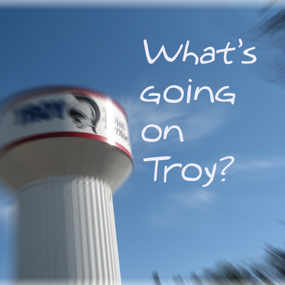 What's Going On Troy?