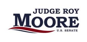 Moore campaign banner