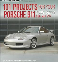 image for 101 projects for your porsche 911 996 and 997 1998 2008 [ 1646 x 2128 Pixel ]