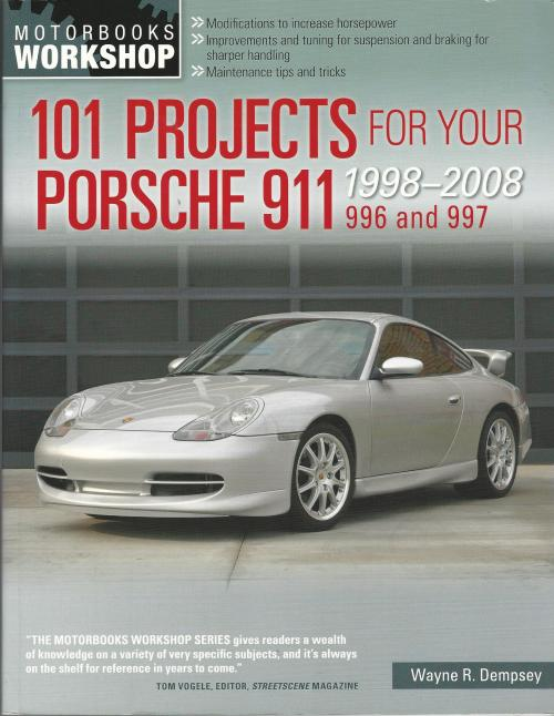 small resolution of image for 101 projects for your porsche 911 996 and 997 1998 2008