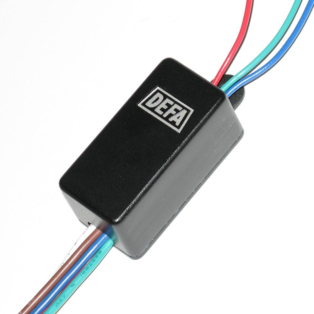 hight resolution of central locking module