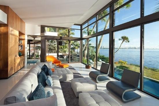 Una casa de playa muy moderna  Fachadas de Casas  Fotos
