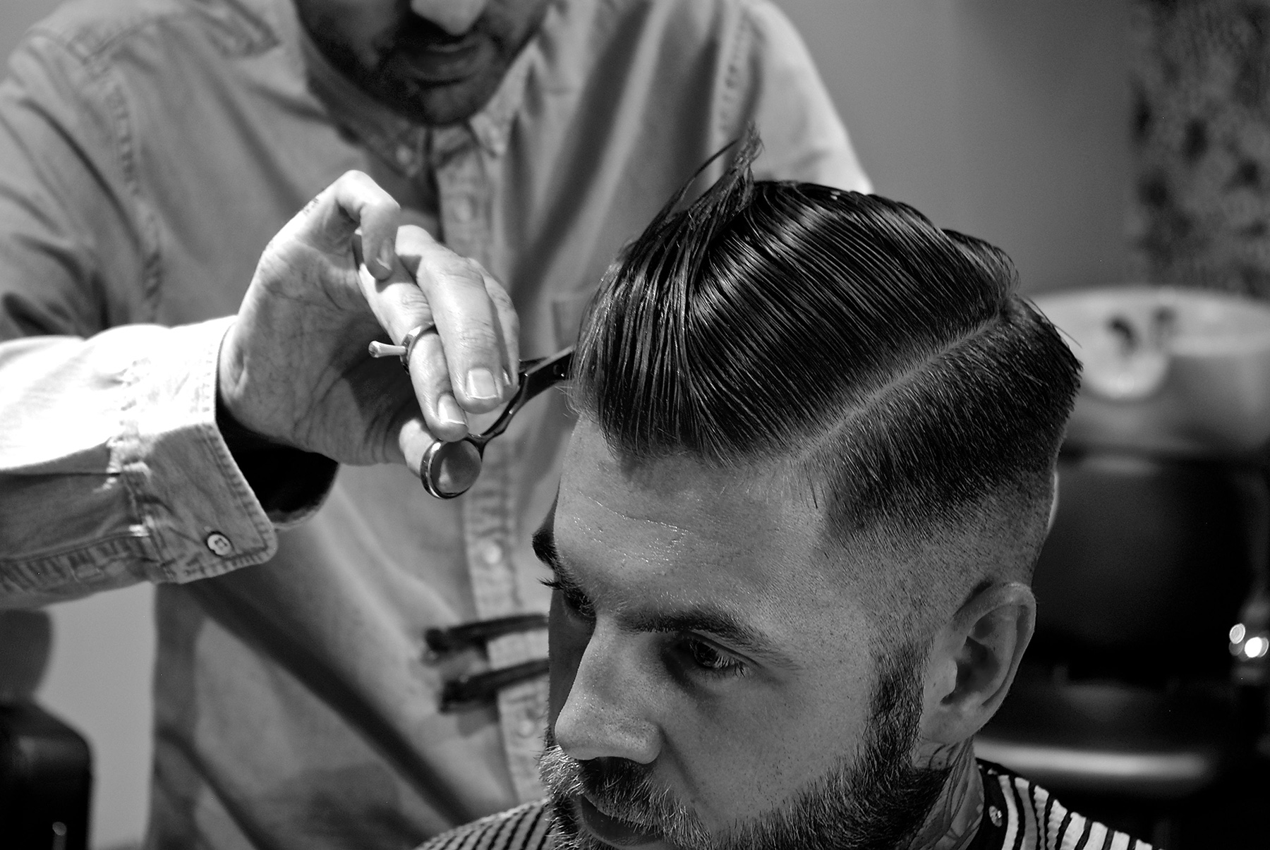 How To Lengthen Your Haircuts Lifespan Defactosalons