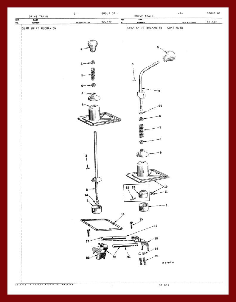 hight resolution of international farmall cub tractor wiring diagram