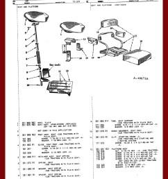 farmall cub chassis seat floorpan [ 810 x 988 Pixel ]