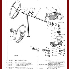 Farmall Super A Wiring Diagram Vw Beetle 1973 Cub Steering / Front Axle