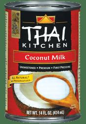 Thai Kitchen Coconut Milkhttp://www.thaikitchen.com/