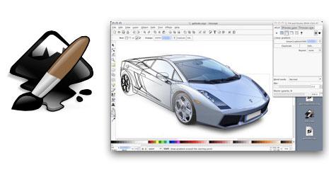 inkscape grafica vettoriale