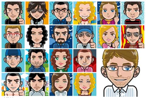 faceyourmanga avatar manga