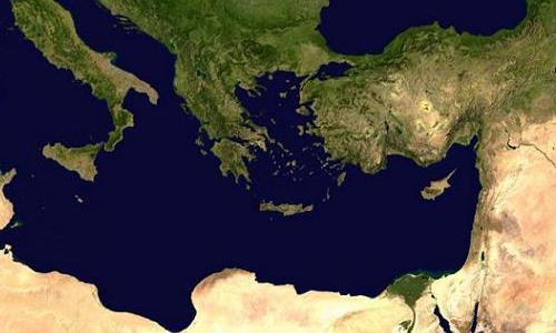 Αποτέλεσμα εικόνας για Το μεγαλύτερο κοίτασμα Φυσικού Αερίου στον κόσμο, Ν.Δ. της Κρήτης;